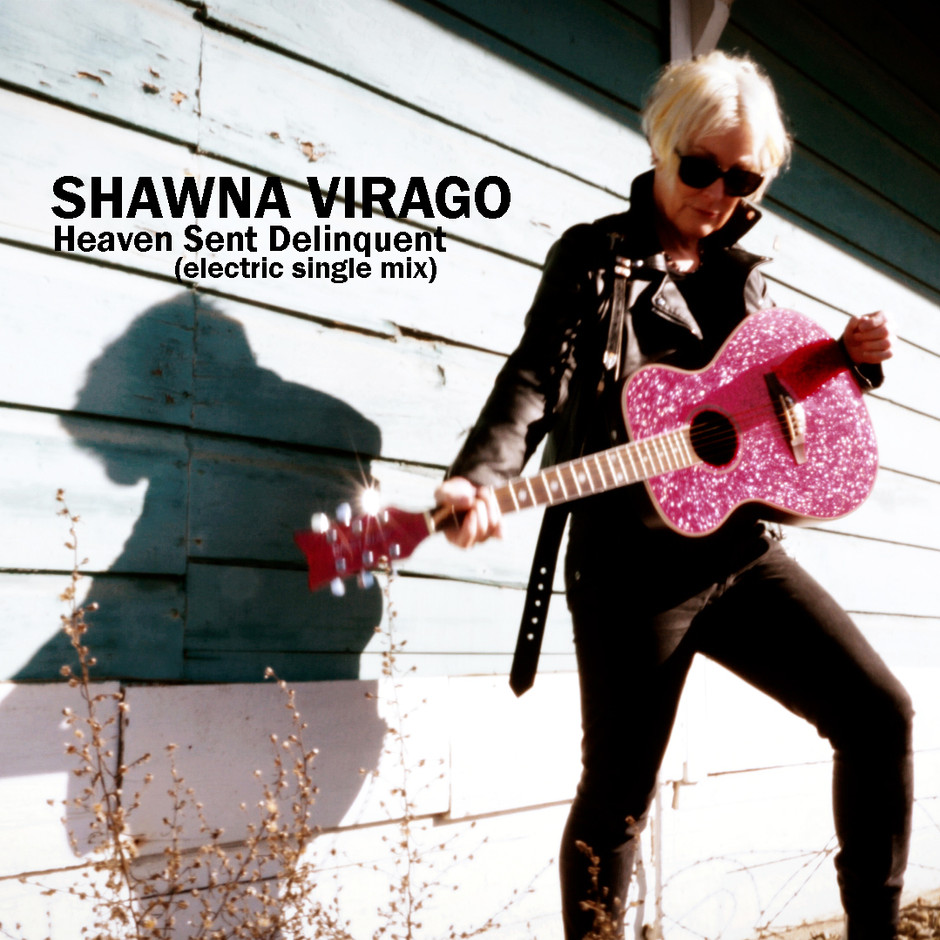 Now Hear This: Heaven Sent Delinquent (Electric Single Mix) (single) - Shawna Virago