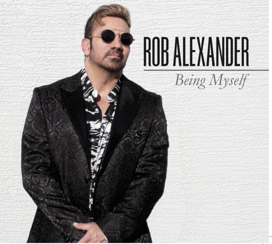 Now Hear This: Being Myself - Rob Alexander