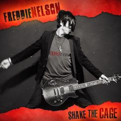 Now Hear This: Shake the Cage - Freddie Nelson