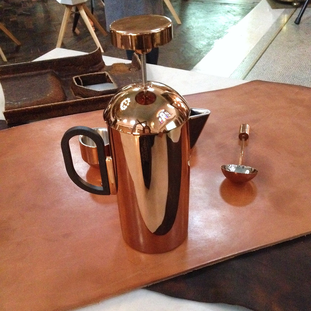 tom dixon coffee pot