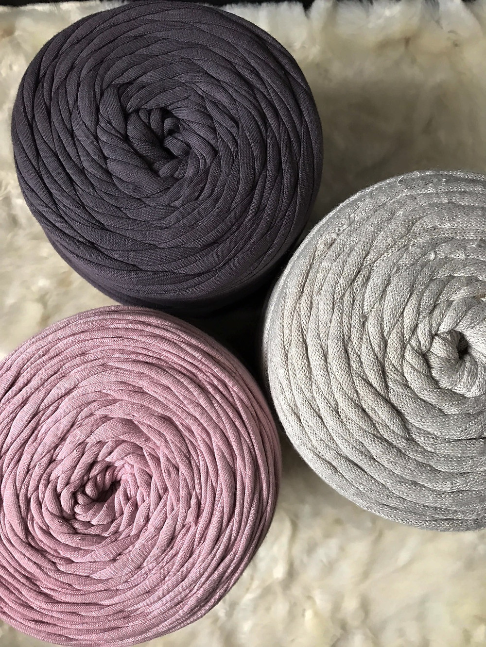 recycled cotton yarn for crochet