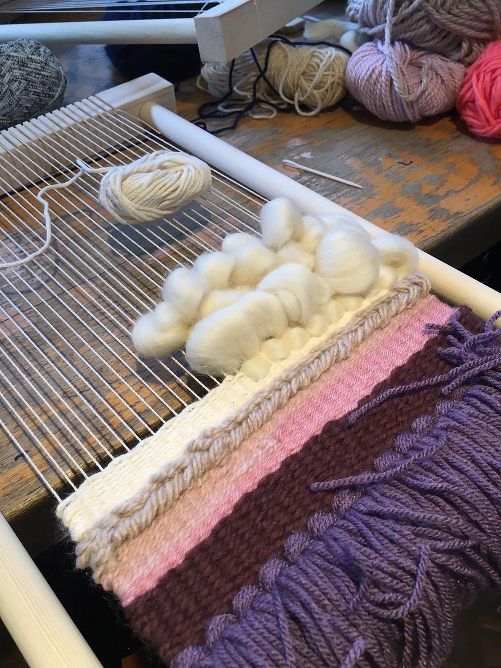 wool top detail