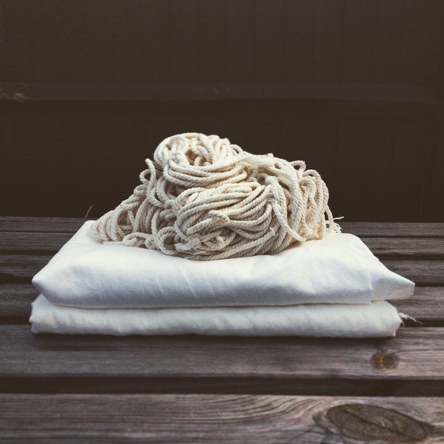 Natural Dye: the begining