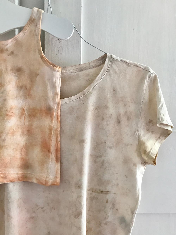 Bundle dyed t-shirts