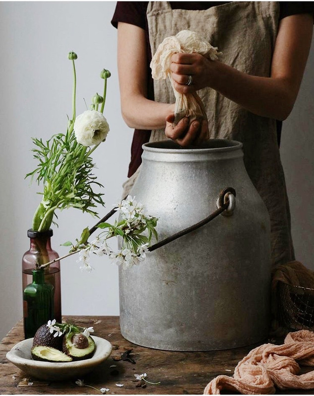 Natural dyeing, styling & food photography workshop