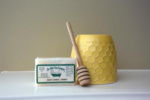 Goat's Milk & Honey Soap
