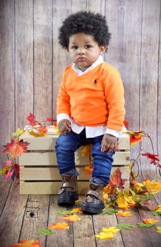 Toddler Fall Photos