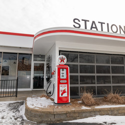 Station 24 - Soup and Sandwich Shop Addition and Interior Renovation