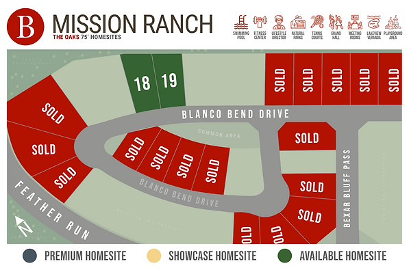 Mission Ranch - The Oaks - Available Hom