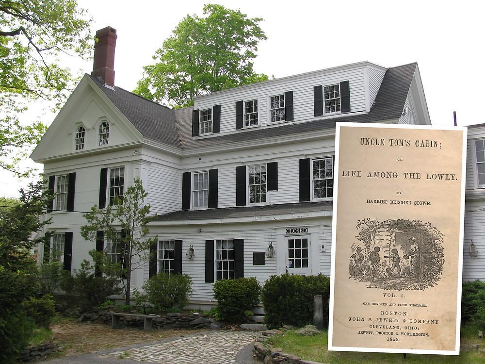 Casa museo de Harriet Beecher Stowe
