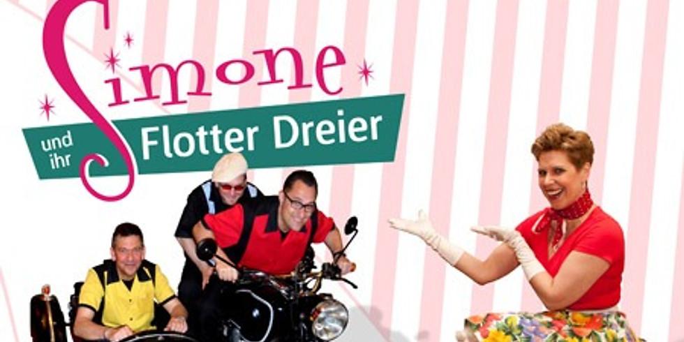 Simone und ihr Flotter Dreier (Konzert 2)