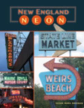 Cover of New England Neon by Susan Mara Bregman