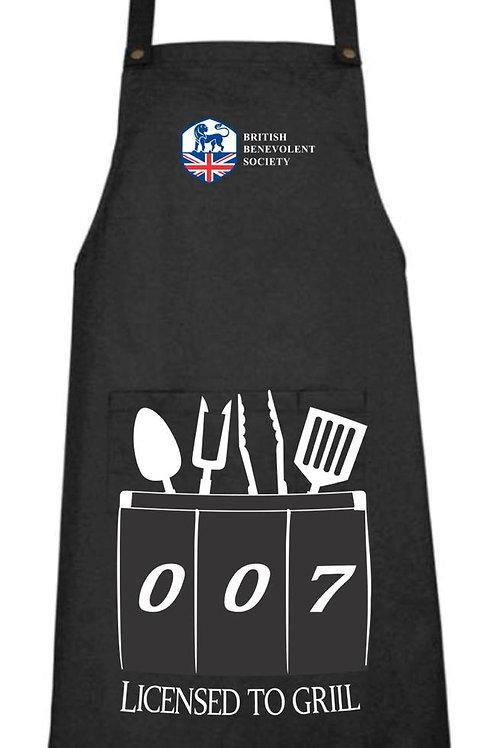 The BBS 007 BBQ Apron