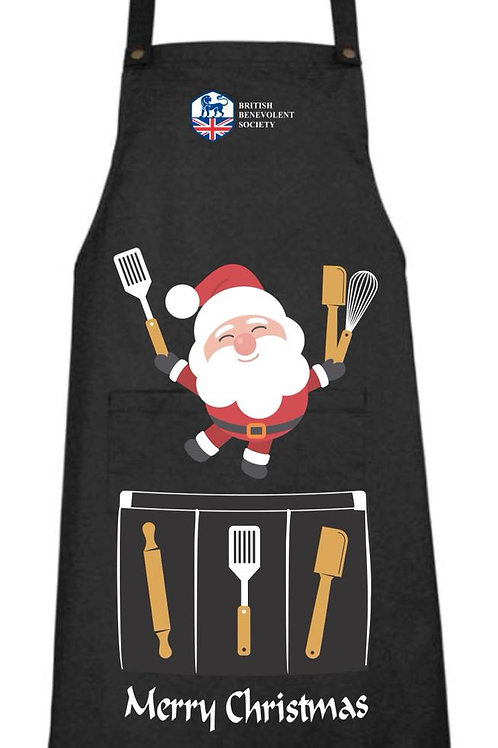 The BBS Xmas BBQ Apron
