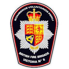 British Fire Brigade Lima