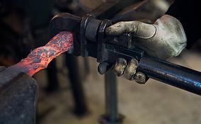 Hot Rod Ferro Battuto