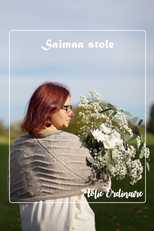 Etole Saimaa - Tricot femme par Folie 0rdinaire Design