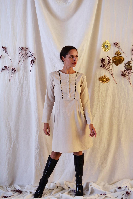Robe Maia - Maison Fauve