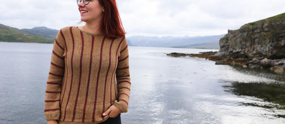 Elegans Sweater