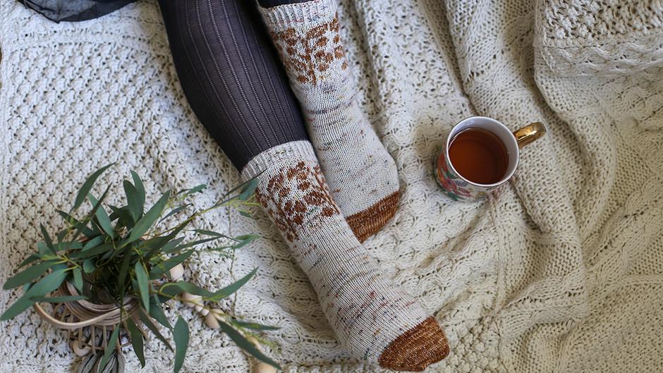 Hemaris socks