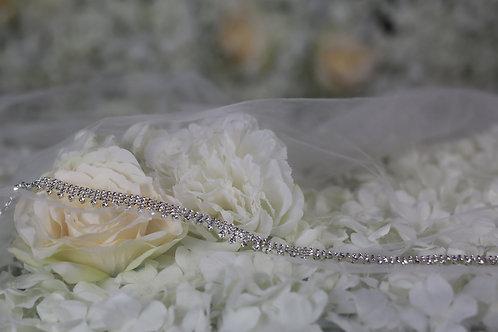 Warren York Wedding Dress Belt/Sash 012