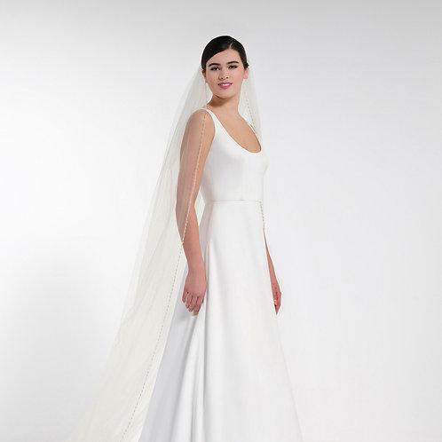 Porier Bridal Veil S215-080/2/MED