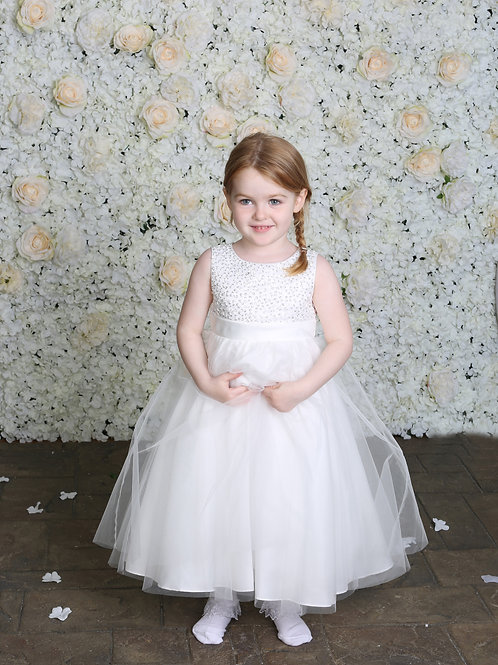 Hilary Morgan Flower Girl Style 70001