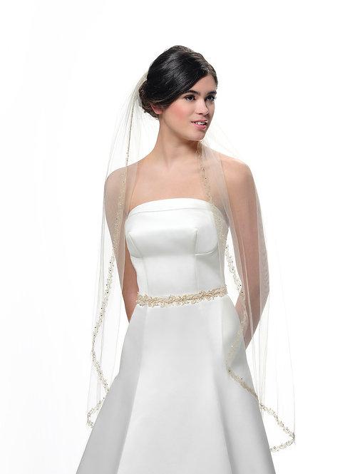 Porier Bridal Veil S213-120/1/MED