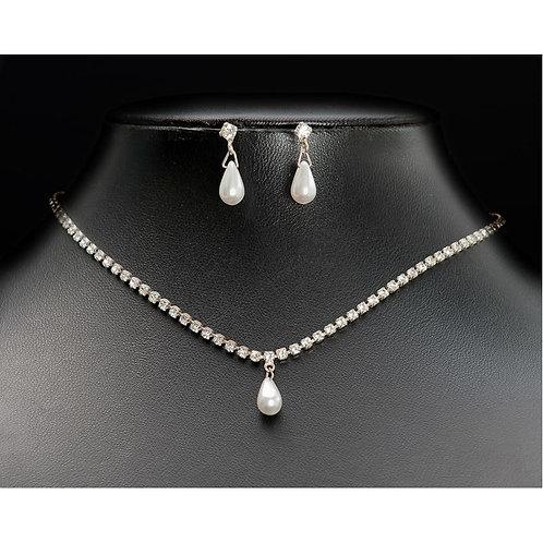 Necklace & Earrings Set 1519