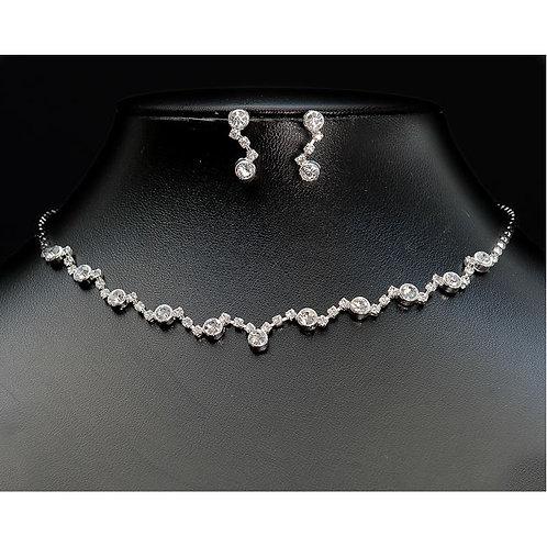 Necklace & Earrings Set 1548