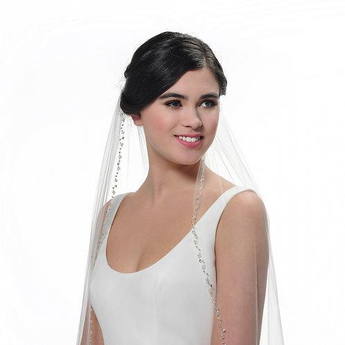 Porier Bridal Veil S217-120/1/SOFT
