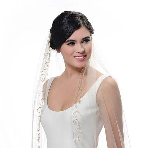 Porier Bridal Veil S218-120/1/SOFT