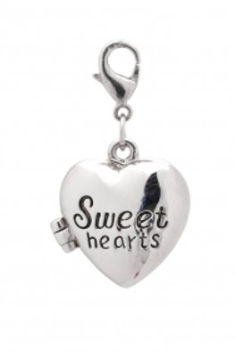Poirier Bridal Sweetheart Locket, SH33