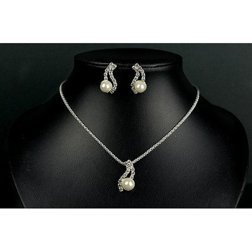 Necklace & Earrings Set 1503