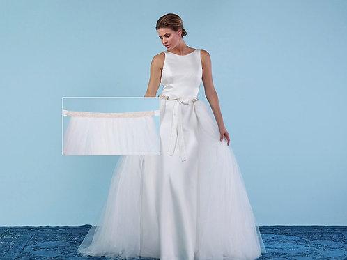 Bridal Overskirt ¦ Style S305-150