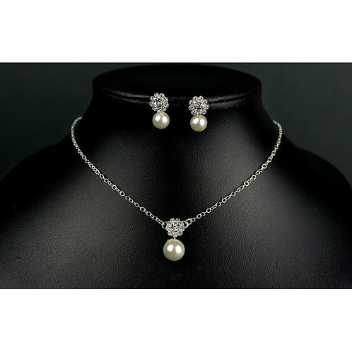 Necklace & Earrings Set 1505