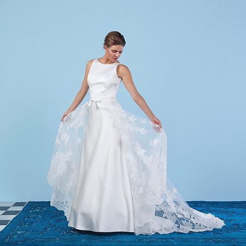 Bridal Overskirt ¦ Style S301-200