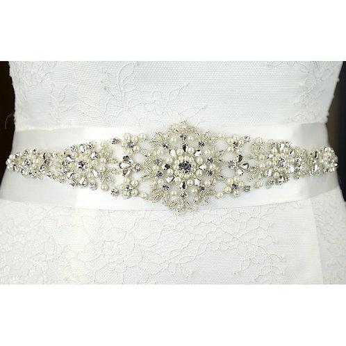 Wedding Dress Belt: 1011