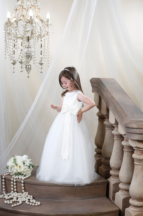 Hilary Morgan Flower Girl Style FG007