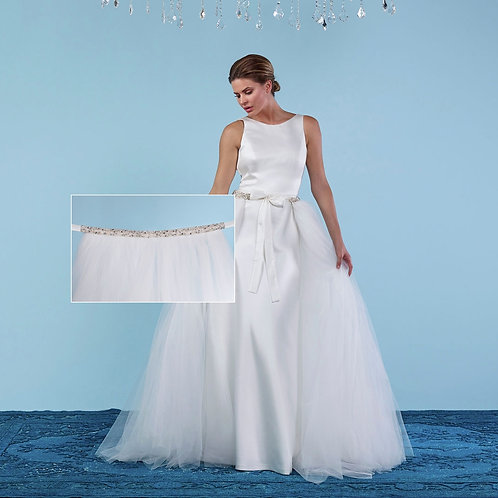 Bridal Overskirt ¦ Style S304-150