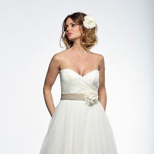 Poirier Wedding Dress Belt C1080
