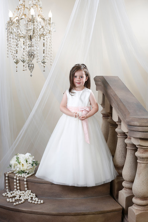 Hilary Morgan Flower Girl Style 50748