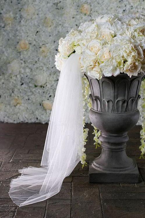 Warren York Bridal Veil - Style 1997