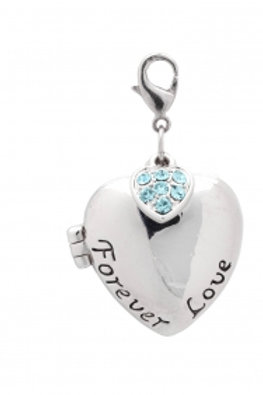 Poirier Bridal Sweetheart Locket, SH34