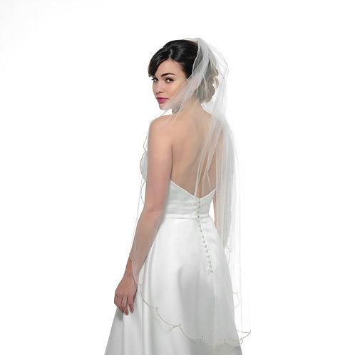 Porier Bridal Veil S216-080/2/MED