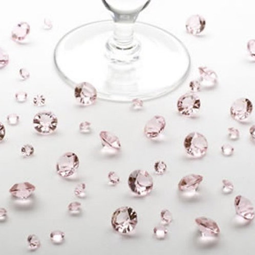 Neviti Baby Pink Table Crystals - 100g