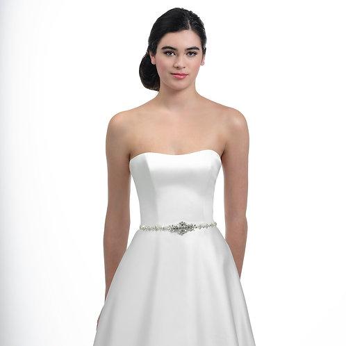 Poirier Wedding Dress Belt C1328