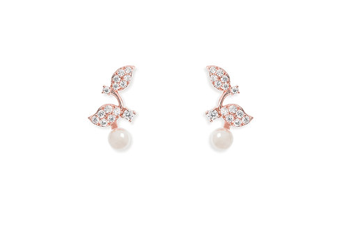 Aphrodite Rose Earrings