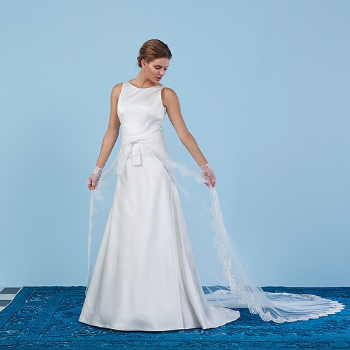 Bridal Overskirt ¦ Style S302-250