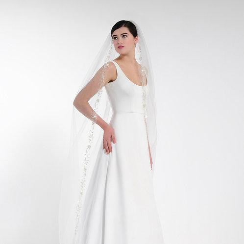Porier Bridal Veil S212-280/1/MED